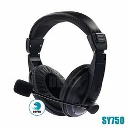 Tai nghe game thủ kèm Microphone Soyto SY750