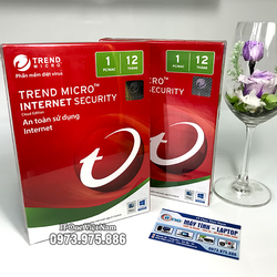 Phần mềm diệt virus Trend Micro Internet Security cho PC Win, Mac