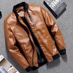 Áo khoác da thời trang chất liệu cao cấp 118