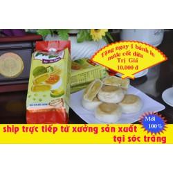 bánh pía chay sầu riêng-800gr