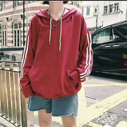 áo hoodier fom siêu rộng hot,ảnh chụp thật nhé