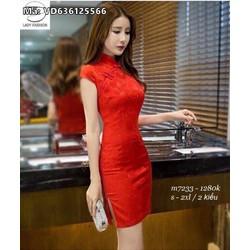 Đầm ôm ren cực xinh