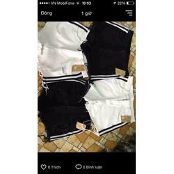 quần đùi jean chất lượng