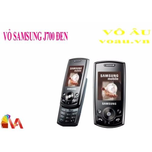 VỎ SAMSUNG J700 CỔ MÀU ĐEN