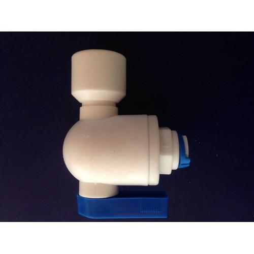 Van khoá bình tích nước máy lọc nước