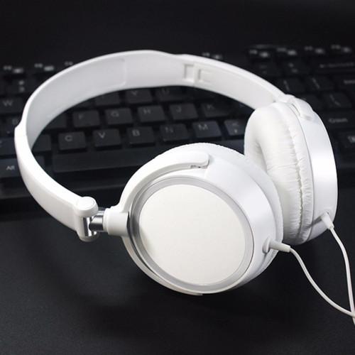 bộ 35 Tai nghe chụp tai F10 Màu Trắng có thể gấp gọn