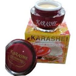Kem dưỡng trắng da linh chi ngoc trai KARASHE