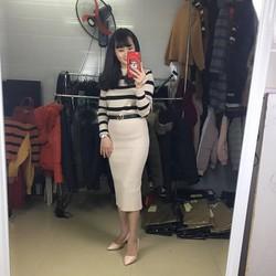 Sét váy kẻ len