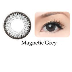 Kính giãn  tròng Freshkon 1 ngày - màu Magnetic Grey
