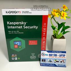 Phần mềm diệt virus Internet Security 1 MÁY