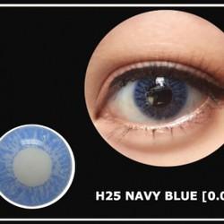 Kính giãn tròng Rhea 1 ngày - H25 Navy Blue