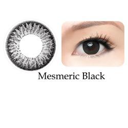 Kính giãn  tròng Freshkon 1 ngày - màu Mesmeric Black