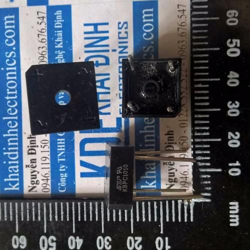 KBPC1010 10A 1000V -3CON