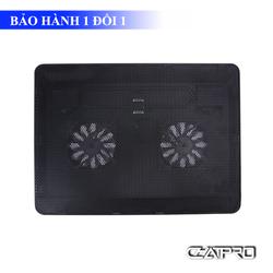 Đế Tản Nhiệt Laptop S3 - 2 Quạt Giải Nhiệt Cực Nhanh