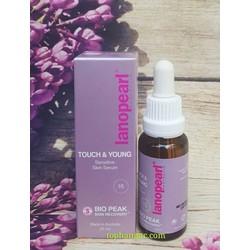 Serum Lanopearl cho làn da trẻ Lanopearl Touch  Young Skin Serum