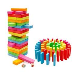 Bộ đồ chơi rút gỗ 54 thanh -AL