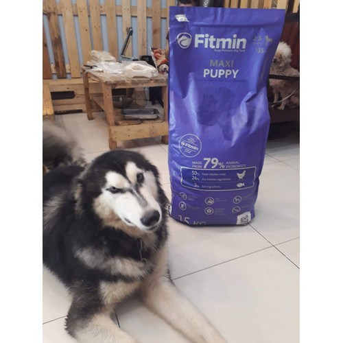 Thức ăn cho chó con Fitmin Maxi Puppy 15kg
