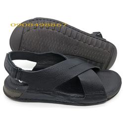 Giày Sandal Nam   Giày Sandal Clarks Da thật VNXK