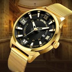 Đồng hồ Luxury Skmei 9166