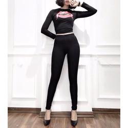 Quần legging có nhiều size