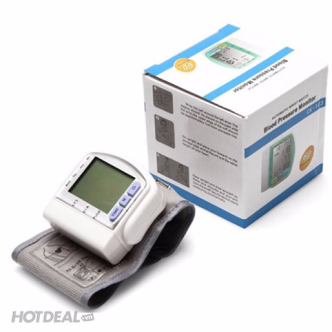 Máy đo huyết áp đeo tay-0965.011.567 3