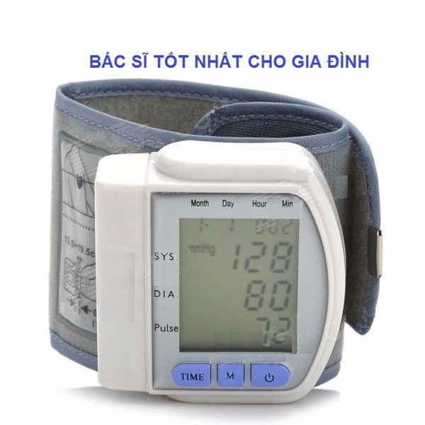 Máy đo huyết áp đeo tay-0965.011.567 5