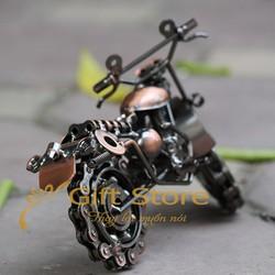 Mô hình Xe Máy bằng sắt - Quà tặng độc đáo
