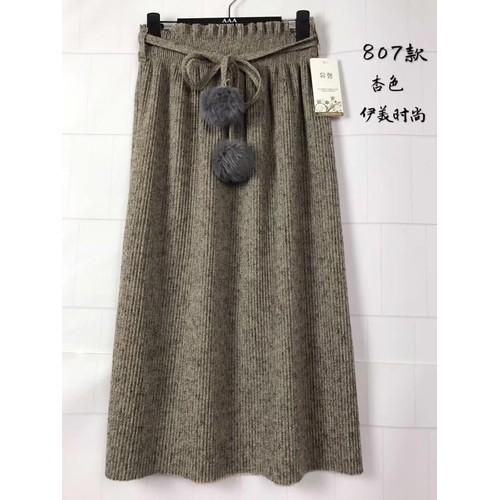 Chân váy len xoè dáng dài kèm belt - 16939169 , 8282737 , 15_8282737 , 250000 , Chan-vay-len-xoe-dang-dai-kem-belt-15_8282737 , sendo.vn , Chân váy len xoè dáng dài kèm belt