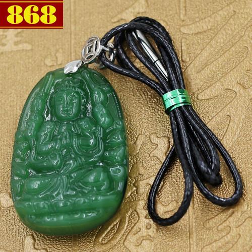 Dây đeo cổ Phật Thiên Thủ Thiên Nhãn 4.3 cm xanh - 10543788 , 8283210 , 15_8283210 , 240000 , Day-deo-co-Phat-Thien-Thu-Thien-Nhan-4.3-cm-xanh-15_8283210 , sendo.vn , Dây đeo cổ Phật Thiên Thủ Thiên Nhãn 4.3 cm xanh