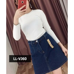 Váy Jean 60
