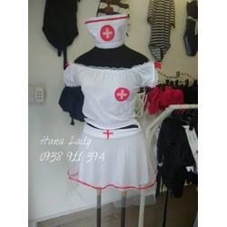 Đồ cosplay nữ y tá