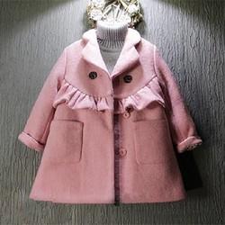 Áo khoác nỉ bé gái - KB012