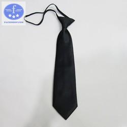 [Chuyên sỉ - lẻ] Cà vạt thắt sẵn nữ Facioshop CA03 - bản 5.5cm