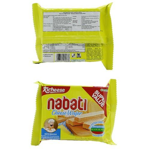 2 Bánh xốp Nabati Kem Phô Mai hộp 52g - 10543949 , 8285941 , 15_8285941 , 18000 , 2-Banh-xop-Nabati-Kem-Pho-Mai-hop-52g-15_8285941 , sendo.vn , 2 Bánh xốp Nabati Kem Phô Mai hộp 52g