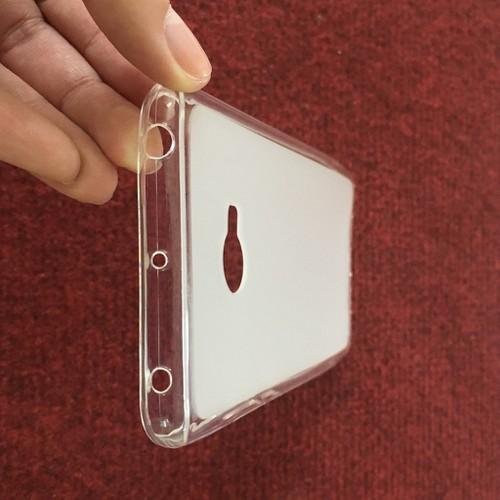 Xiaomi-Mi Note 2 - Ốp lưng điện thoại nhựa dẻo TPU chống trơn
