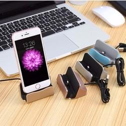 Đế sạc điện thoại cổng Lightning cho iPhone iPad
