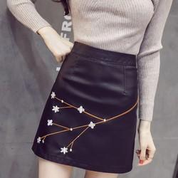 Chân váy da cực xinh