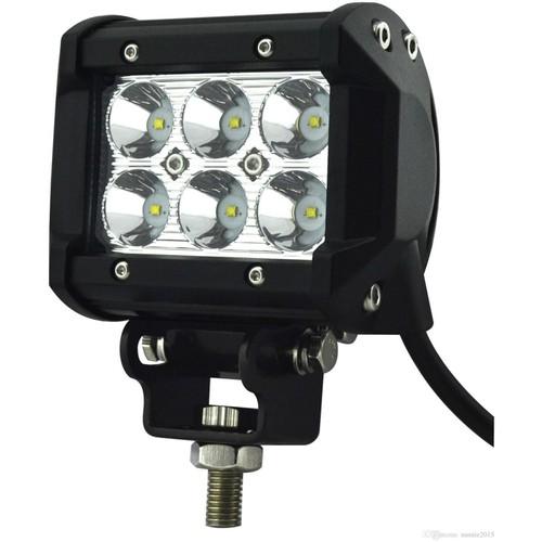 Đèn led trợ sáng xe máy C6 - Phiên bản 2018