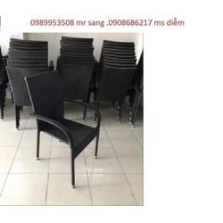 Thanh lý 100 ghế cafe giá rẻ