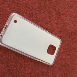 LG X Cam - Ốp lưng điện thoại chất liệu nhựa dẻo TPU chống trơn