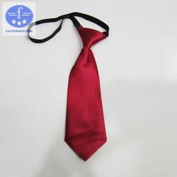[Chuyên sỉ - lẻ] Cà vạt thắt sẵn nam Facioshop CD03 - bản 5.5cm