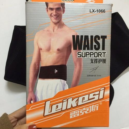 Đai nịt bụng tập GYM chống chấn thương lưng LEIKESI - 4268036 , 10452785 , 15_10452785 , 399000 , Dai-nit-bung-tap-GYM-chong-chan-thuong-lung-LEIKESI-15_10452785 , sendo.vn , Đai nịt bụng tập GYM chống chấn thương lưng LEIKESI