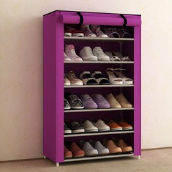 Tủ vải đựng giày dép 6 tầng đa năng