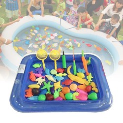 Bộ bể câu cá cho bé thỏa sức vui chơi