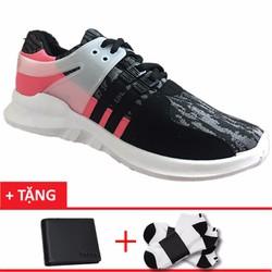 Giày thể thao nam thiết kế mới +1 ví nam+2 đôi tất khử mùi 8801DE