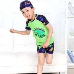 Đồ bơi bé trai - tặng kèm nón bơi