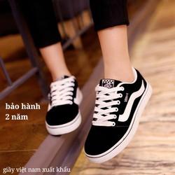 giày VANS việt nam xuất khẩu cực đẹp VAN14
