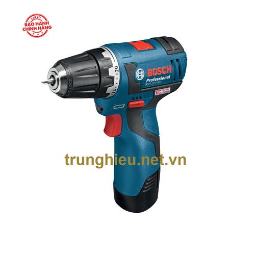 Máy Khoan Dùng Pin Bosch GSR 12 V-EC - 10544912 , 8299703 , 15_8299703 , 3985000 , May-Khoan-Dung-Pin-Bosch-GSR-12-V-EC-15_8299703 , sendo.vn , Máy Khoan Dùng Pin Bosch GSR 12 V-EC