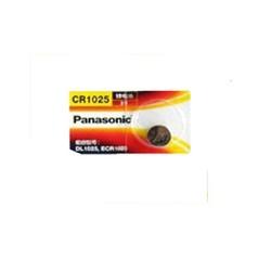 Pin CR1025 Panasonic Lithium 3V chính hãng Panasonic - Vỉ 1 viên