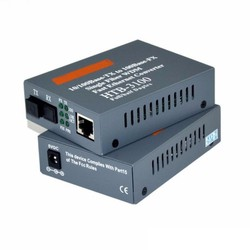 Bộ chuyển đổi quang điện 1 sợi A B 10-100 - Converter Quang Netlink